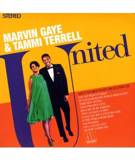Marvin Gaye & Tammi Terrell – United LP