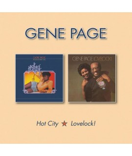 Gene Page - Hot City / Lovelock -Remastered-