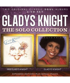 Gladys Knight - Solo Collection