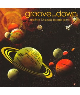 Groove On Down - Volume 2 (CD)