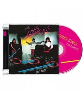 Jones Girls - On Target (PTG CD)