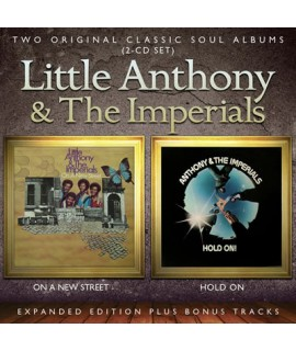 Little Anthony & The Imperials - On A New Street / Hold On **