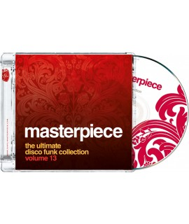 Masterpiece Vol. 13 - The ultimate disco funk collection