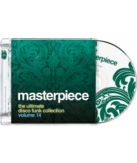 Masterpiece Vol. 14 - The ultimate disco funk collection