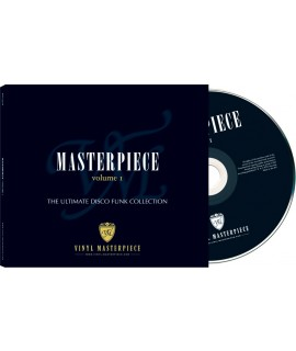Masterpiece Vol. 01 - The ultimate disco funk collection