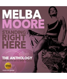 Melba Moore - Standing Right Here - The Anthology
