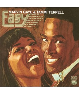 Marvin Gaye & Tammi Terrell - Easy LP