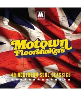 Motown Floorshakers - 40 Northern Soul Classics (2CD)