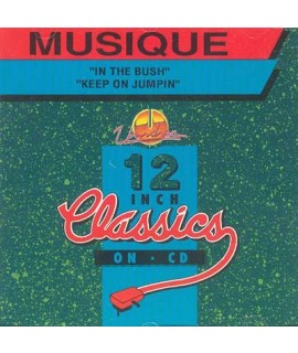 Musique - In The Bush / Keep On Jumpin (CD)