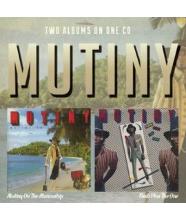 MUTINY - Mutiny On The Mamaship/Funk Plus The One (REISSUE)