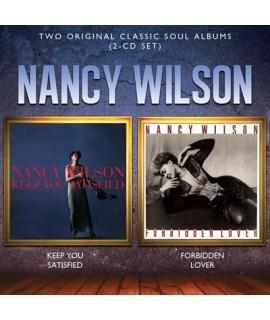Nancy Wilson - Keep You Satisfied / Forbidden Lover 2CD **