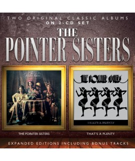 The Pointer Sisters - The Pointer Sisters / That's a Plenty: Expanded Edition