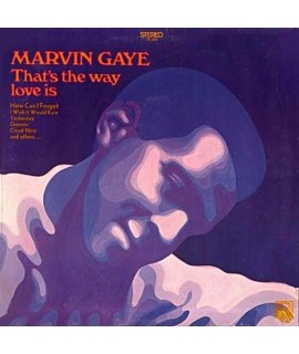 Marvin Gaye - That's The Way Love Is LP