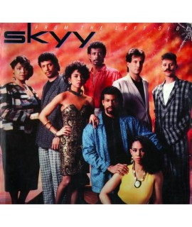 Skyy - From The Left Side -Reissue-