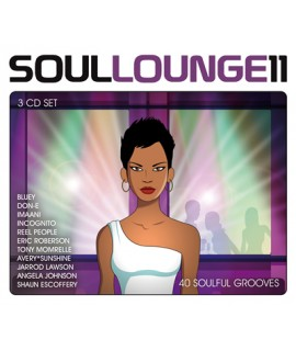 Soul Lounge 11 - 40 Soulful Grooves