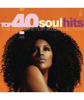 V/A - TOP 40 - SOUL HITS