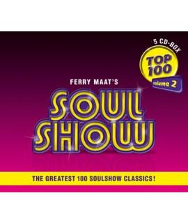 Soulshow - The Greatest 100 Soulshow Classics vol 2 (5CD BOX)