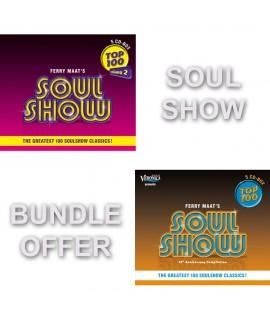 Soulshow - 100 Soulshow Classics vol 1 & 2 BUNDLE