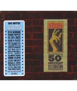 Stax - 50th Anniversary Celebration (CD)