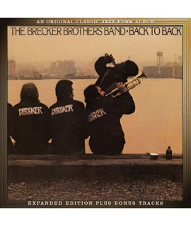 Brecker Brothers Band -  Back To Back **