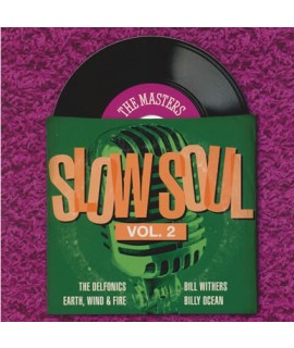 The Master Series - Slow soul Vol.2