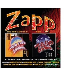 Zapp - New Zapp Iv U / Vibe - Deluxe