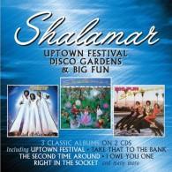Shalamar - Uptown Festival / Disco Gardens & Big Fun