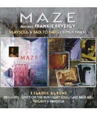 Maze ft. Frankie Beverly- Silky Soul / Back To Basics: Deluxe 2CD Edition