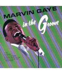 Marvin Gaye ‎– In The Groove - LP