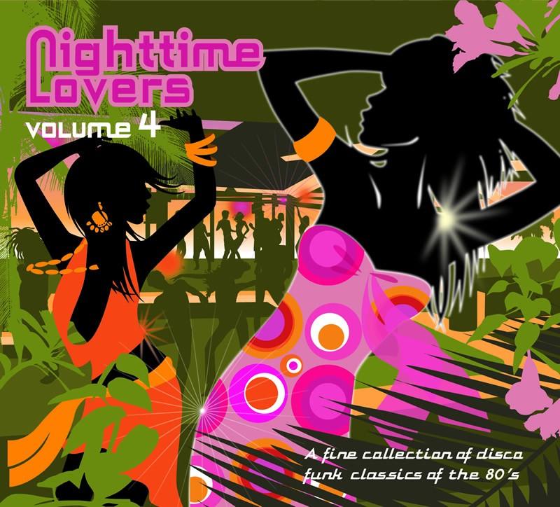Nighttime Lovers Volume 04 Vinyl Masterpiece