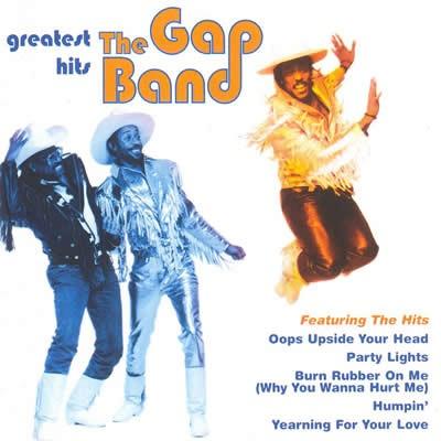 Gap Band Greatest Hits Cd Vinyl Masterpiece