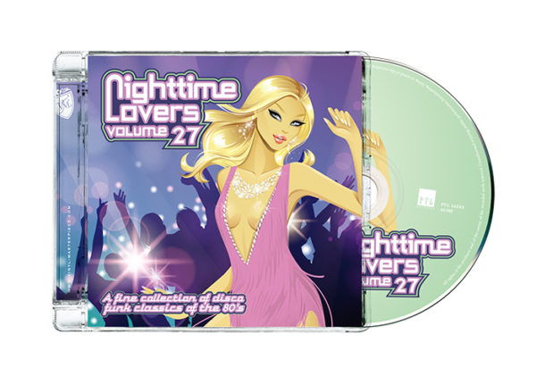 Nighttime 27 Jewel+cd