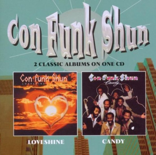 Con Funk Shun – Loveshine / Candy