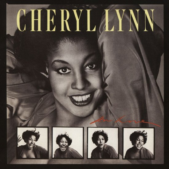 Cheryl Lynn – In Love -REISSUE-