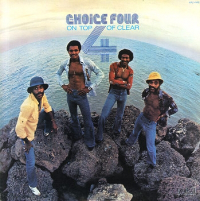Choice Four – On Top Of Clear (Reissue)
