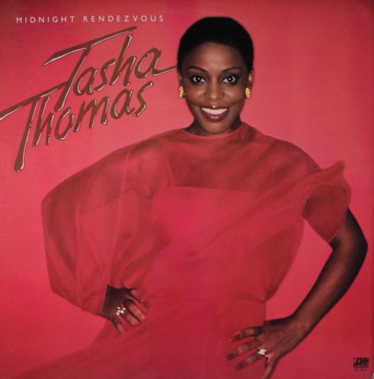 Tasha Thomas – MIDNIGHT RENDEZVOUS 2CD
