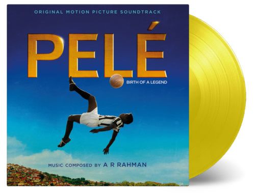 PELE – Original Soundtrack LP