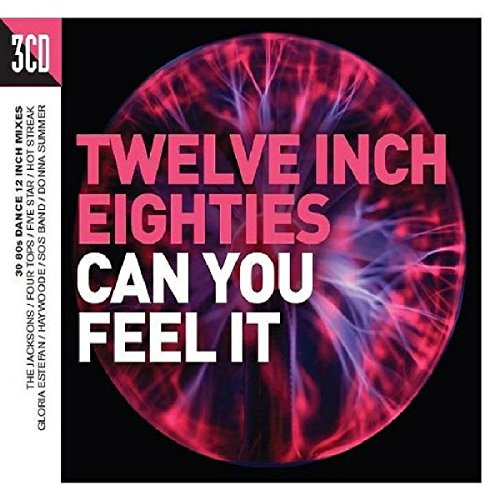 V/A Twelve Inch Eighties: Can You Feel It 3CD