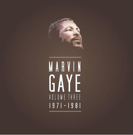 Marvin Gaye Volume Three 1971-1981 7CD
