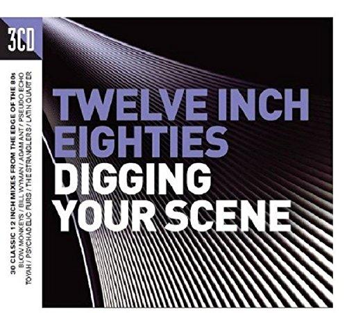 V/A Twelve Inch Eighties: Digging Your Scene 3CD
