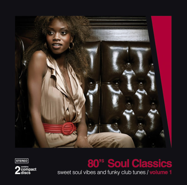 80's Soul Classics Vol. 01 (PTG CD)