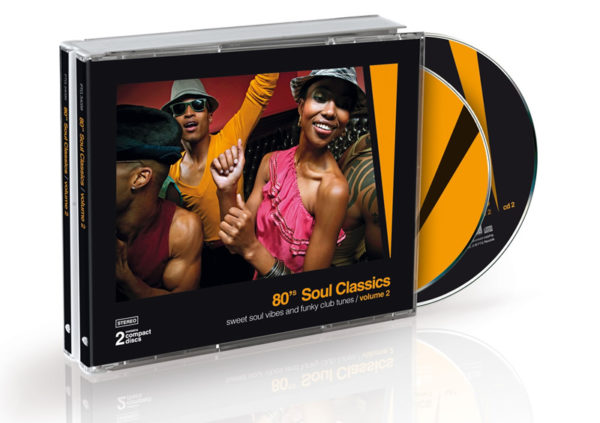 80's Soul Classics Vol. 02 (PTG CD)