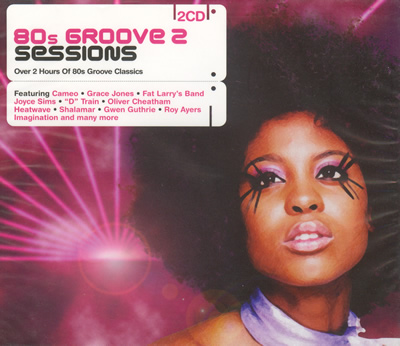 80s Groove 2 Sessions (2CD)