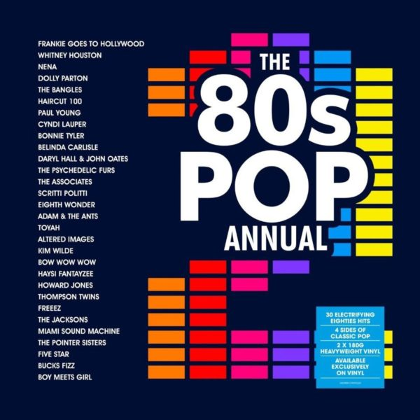 80s pop annual 2 (2LP VINYL)
