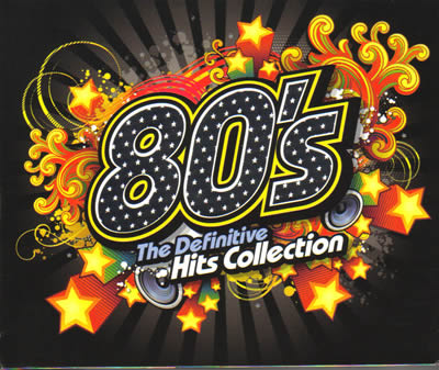 80's The Definitive Hits Collection (CD)
