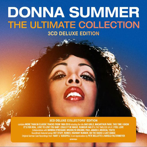 Donna Summer – The Ultimate Collection 3CD