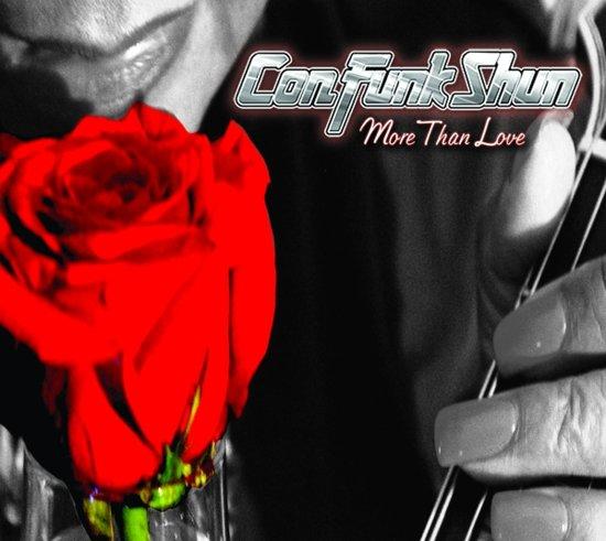 Con Funk Shun – More Than Love