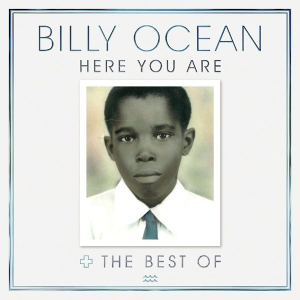 Billy Ocean – Here You Are: The Best Of Billy Ocean 2CD