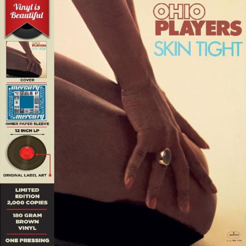 Ohio Players – Skin Tight Ltd/Reissue LP