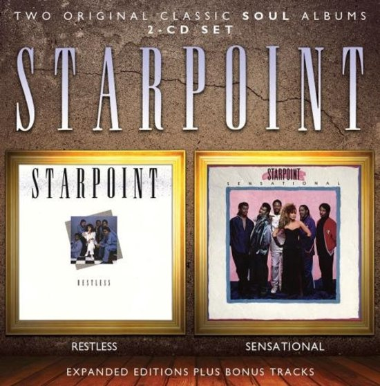 Starpoint – Restless / Sensational